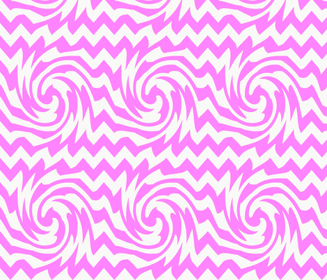 triple_whirl_and_pinch_pattern_ fabric by possumspatch on Spoonflower - custom fabric