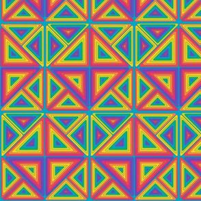 Rainbow Cascade - Brick