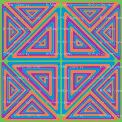 Triangles - Brick