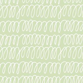 Scribbles - Green