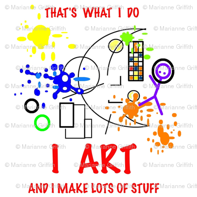 THAT'S WHAT I DO - I ART