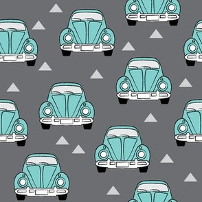 volkswagen-front-teal-on-charcoal