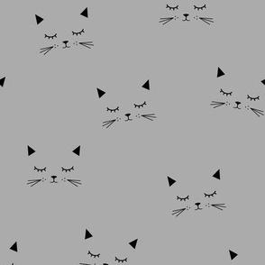 Cats Gray