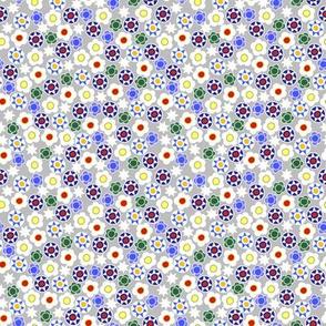 Millefleur art floral design
