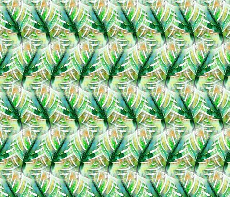 Rrwatercolor_monstera_leaf_chevron_2_by_paysmage_shop_preview