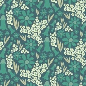 Daisies for Days (Green)