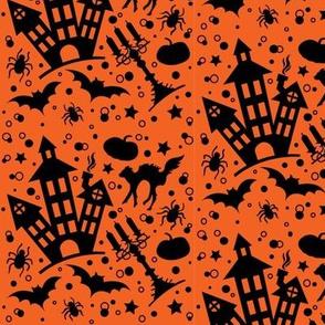 Halloween-House_Cats___Bats