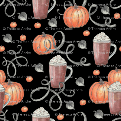Pumpkin Latte's