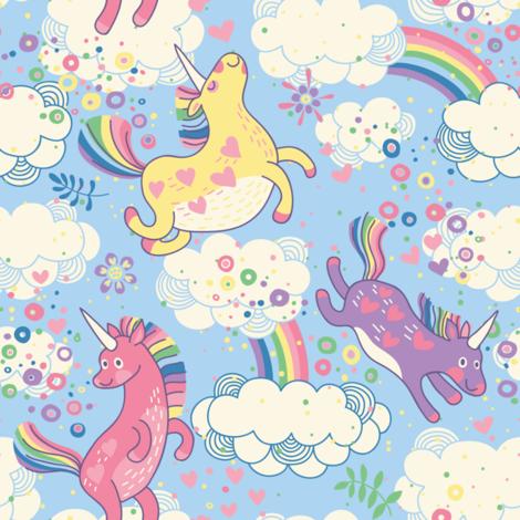 UniChubbies fabric by bestgoodlife on Spoonflower - custom fabric