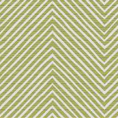 Herringbone in Green