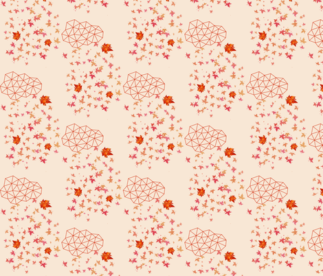 Autumn_Fall fabric by fabric_rain on Spoonflower - custom fabric