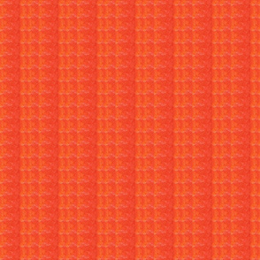 Orange Tissue Paper Roughened