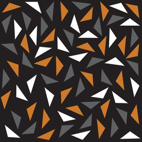 Animated triangles