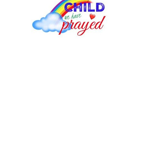 For This Child Rainbow Baby