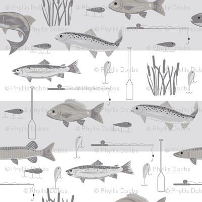 Fishermans Bounty Gray