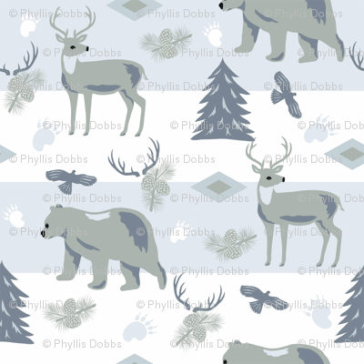 Forest_Wildlife_Gray