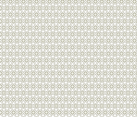 Seamless-Interlocking-Flowers fabric by brandilyn_wycoff on Spoonflower - custom fabric