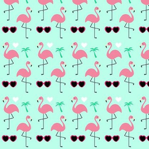 sanibel flamingos