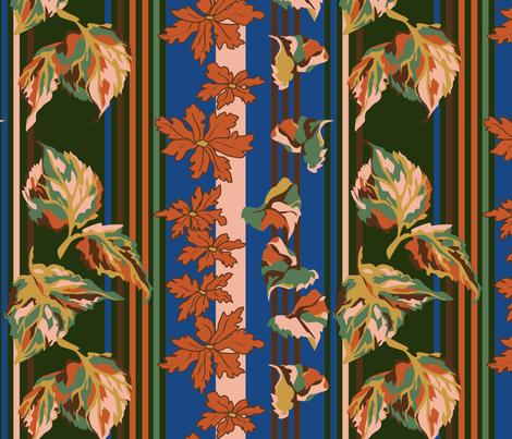 AutumnFalling fabric by choffman on Spoonflower - custom fabric