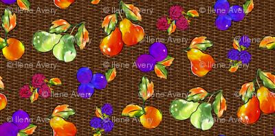 Autumn Fruit Basket