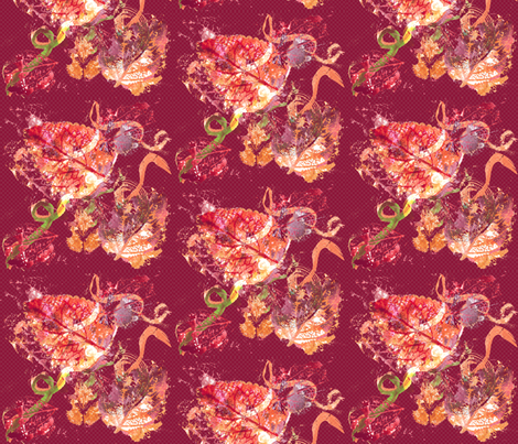 Rustic_Fall  fabric by amyjeanne_wpg on Spoonflower - custom fabric