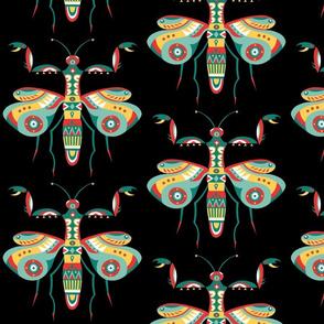 Mantis Mayhem