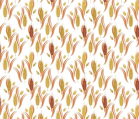 Rustic Fall fabric by verergmatltd on Spoonflower - custom fabric