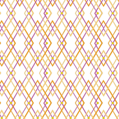 Seamless-Pink-and-Orange-overlap-diamonds
