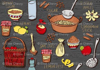 Apple_and_Lemon_Jam_Le_Ephelides_Design