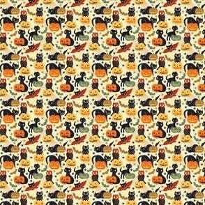 Halloween-animals