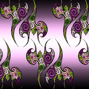 Oriental Tattoo Pattern