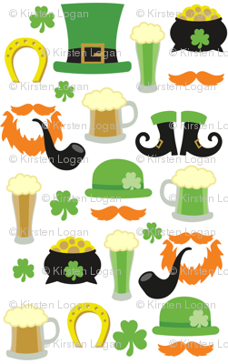Saint Patricks Pattern