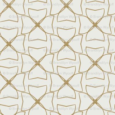 Gold-on-Cream-Clovers