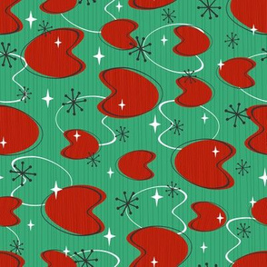 Atomic Christmas (Green)