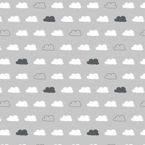 Cloud Coordinate Neutral Grey