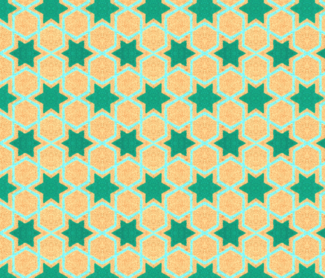 indo-persian 215 fabric by hypersphere on Spoonflower - custom fabric