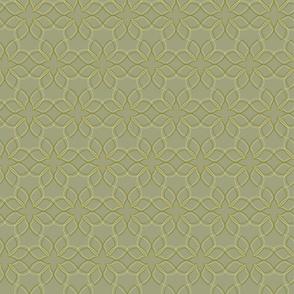 Sage-Green-Seamless-Interlocking-Flowers