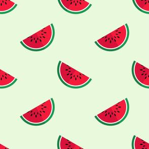 Summer sweet watermelon pattern