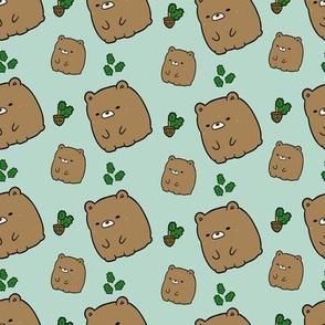 Little Bear and Acorns