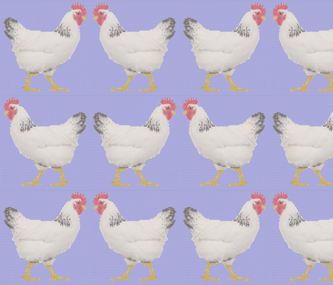 Which Came First? fabric by anneostroff on Spoonflower - custom fabric