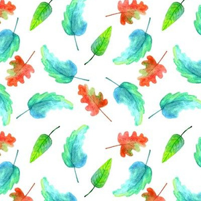 Autumn_fall__pattern_watercolor