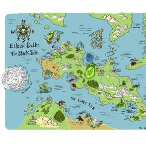 Eilean Dubh: The Black Isle
