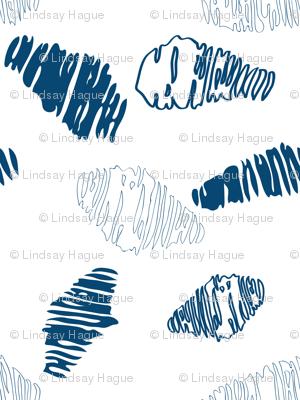 Large Bird Squiggle-colorway 3