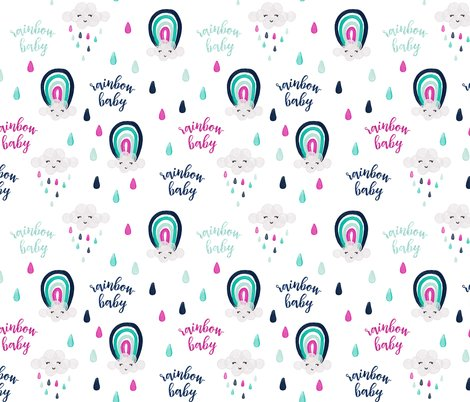 Rrainbow-baby-fabric_teal_and_pink_shop_preview
