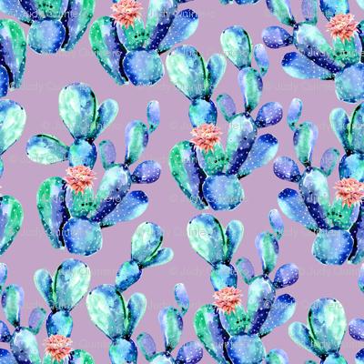 """21"""" Kalahari Evenings - Lilac"""