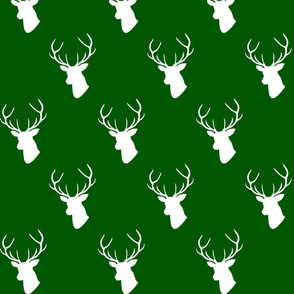 deer hunter green
