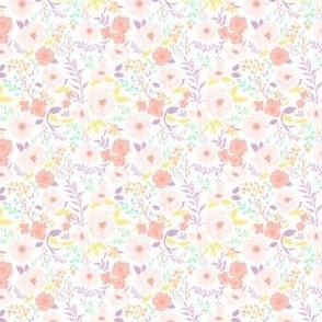 MINI Pastel Meadow Floral