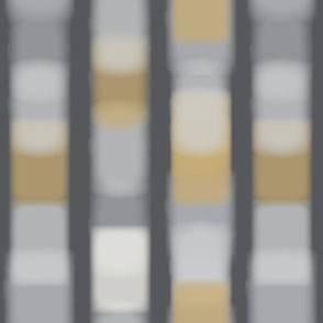Packed Blocks - Colorway 2