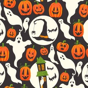 Vintage Halloween Fun