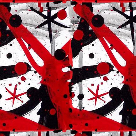 In_Flanders_Fields_by_Cattaneo fabric by cedar_creek_studio on Spoonflower - custom fabric